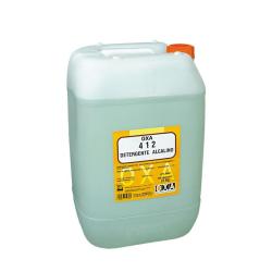 Detergente alcalino Oxa 412 25kg
