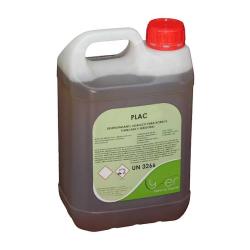 Desengrasante líquido Lyfer Plac 6Kg