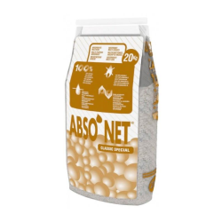 Sepiolita absorbente natural mineral Abso net 20Kg