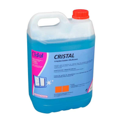 Limpiacristales multiusos Cidal Cristal 5l