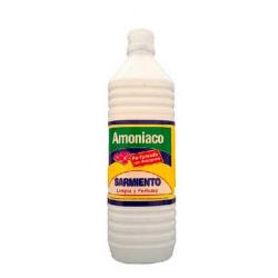 Desengrasante perfumado con amoniaco Sarmiento 1L