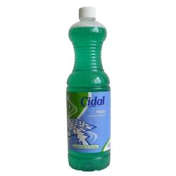 Limpiador amoniacal Cidal Pinal 1,5L