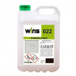 Limpiador multiusos clorado Wins 022 5L