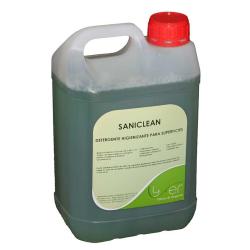Limpiador multisuperficie Lyfer Saniclean 5Kg