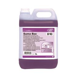 Limpiador desinfectante Suma Bac D10 5L