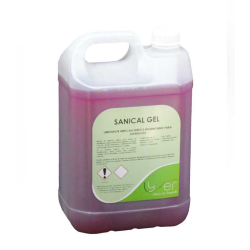 Limpiador antical Lyfer Sanical Gel 5Kg