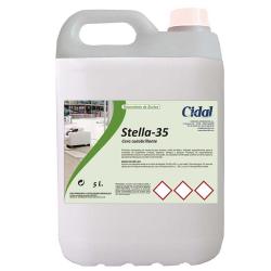Cera autobrillante Cidal Stella-35 5L