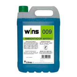 Ambientador pulverizable Wins 009 marino 5 L