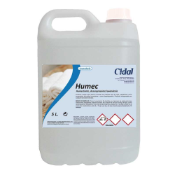Humectante desmanchante  lavandería Cidal Humec 5L