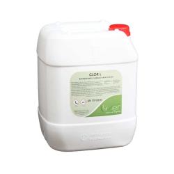Blanqueante clorado concentrado Lyfer Clor L 24Kg