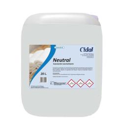 Suavizante neutralizante Quimxel Neutral 20L