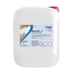 Neutralizante cloro lavado Cidal Neucid-L 20L