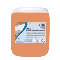 Detergente monocomponente Cidal Delco 20L