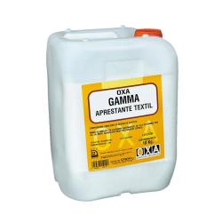 Apresto concentrado para textiles Oxa Gamma 10Kg