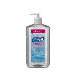 Gel hidroalcohólico para la desinfección higiénica