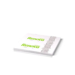 Mantel de papel Renova 90x90cm 250uds