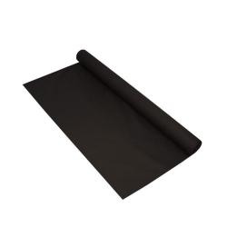 Mantel rollo color negro 1,20 x100m 1ud