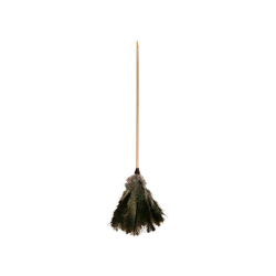 Plumero de plumas de avestruz 1 unidad