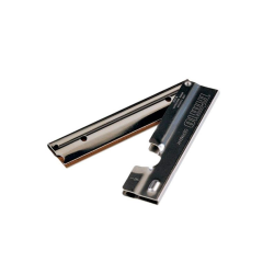 Rascador con clip de acero inoxidable Trim Unger