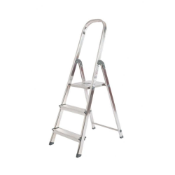 Escalera de aluminio 3 peldaños Lytec