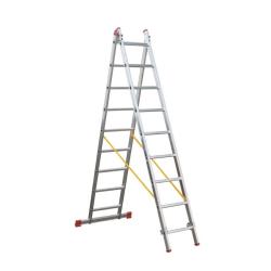 Escalera aluminio transformable Svelt OK3