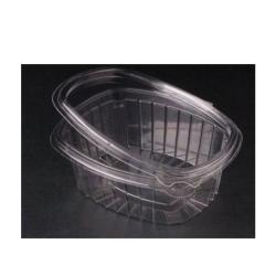 Envase PP Ttapa bisagra transparente GCP 750 200ud