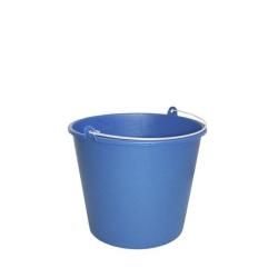 Cubo redondo para limpieza Ressol 8L