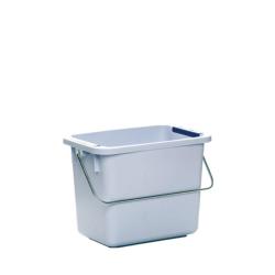 Cubo de polipropileno Vileda Origo 6L 1ud