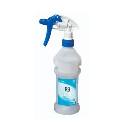 Botella pulve. rellenable 0,3L Room Care R3  1 und