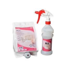 Botella pulve. rellenable 0,3L Room Care R5 1 und