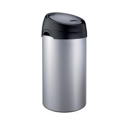 Cubo de basura acero Meliconi 60 L