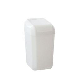 Cubo con tapa basculante Denox PongoTodo 10L 1ud