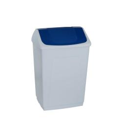 Cubo con tapa basculante Denox PongoTodo 55L 1ud