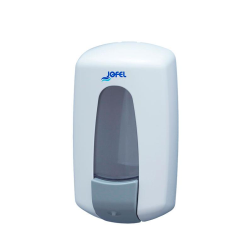 Dosificador jabón Jofel Aitana ABS blanco 1ud