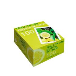 Toallita perfumada Prohimia aroma a Limón 500 uds