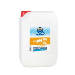 Reductor delpH líqudo para piscinas Quimicamp 12kg