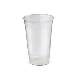 Vaso transparente biodegradable Nupik 330cc