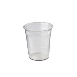 Vaso transparente biodegradable Nupik 250cc