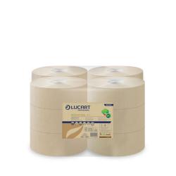 Higiénico industrial Lucart Econatural 150 12uds