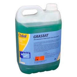 Desengrasante uso Alimentario Cidal Grasbat 5L